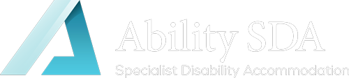 Ability SDA Logo White