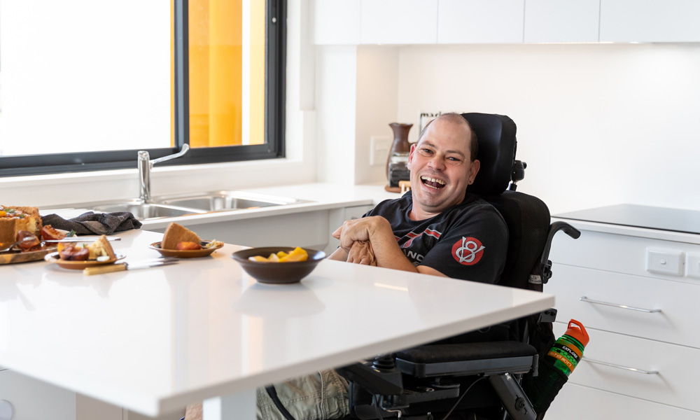 Ability SDA Accessible Apartment NDIS Participant Testimonial