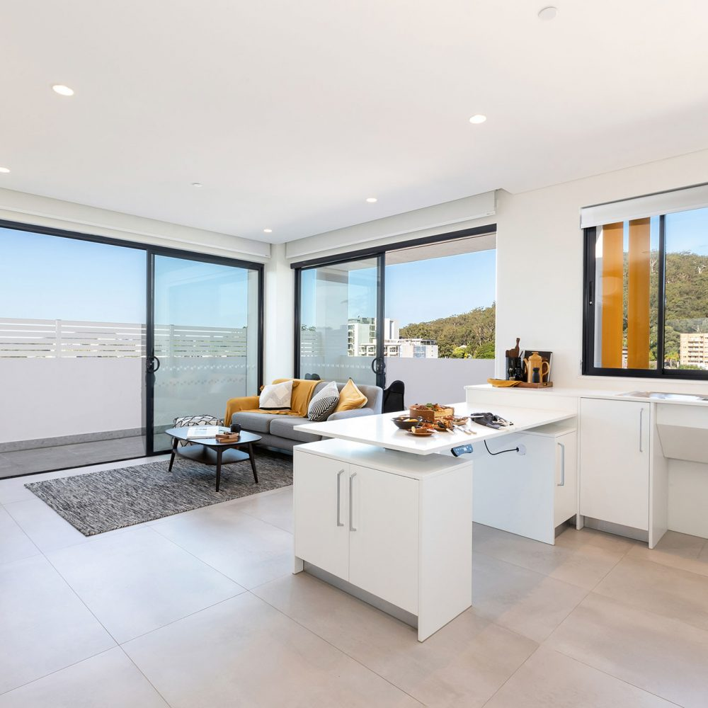 10Ability_SDA_Gosford_Showground_Road_kitchen_accessible_adjustable_benchtop_apartment_independent