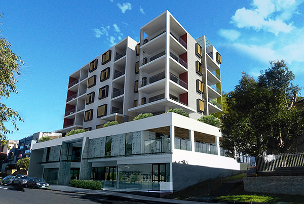ABILITY APARTMENTS GOSFORD SHOWGROUND ROAD